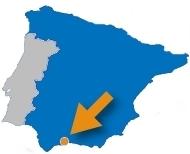 Hier liegt Malaga
